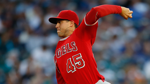 Tyler Skaggs - Angels - SP