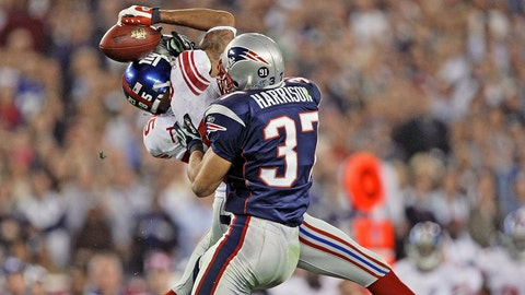 New York Giants -- The (best) Catch (Super Bowl XLII)