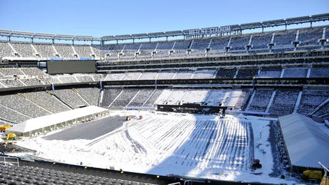 New York/East Rutherford (MetLife Stadium) - 2014