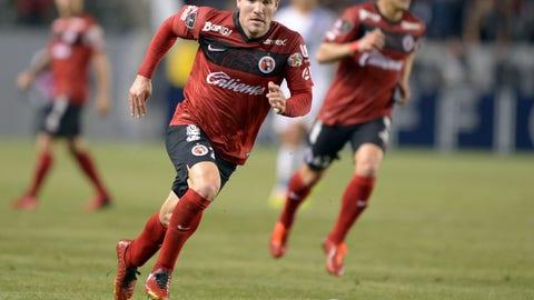DEF: Greg Garza (Atlanta United FC)