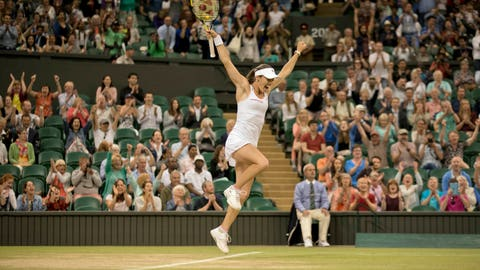Martina Hingis - Tennis - Feb. 7, 2003