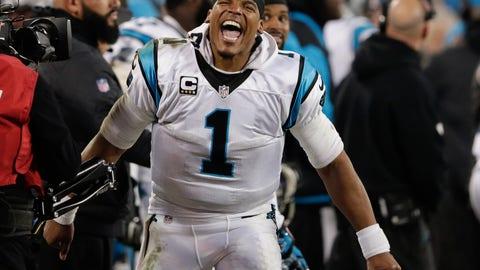 Carolina Panthers - Cam the conquerer (2015 NFC championship)