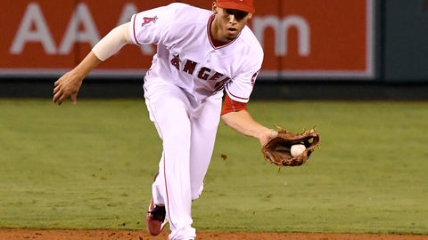 Curacao (Mundo Nobo): Andrelton Simmons, SS, Los Angeles Angels