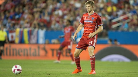 DEF: Walker Zimmerman (FC Dallas)