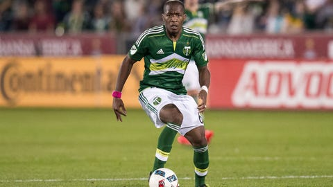 Darlington Nagbe: More subs