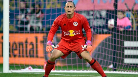 GK: Luis Robles