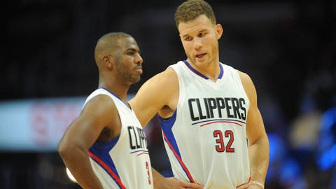 The Clippers won't make it out of the second round