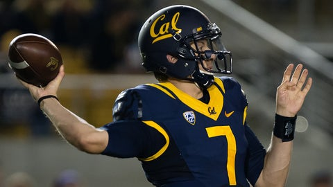 Cardinals: Davis Webb, QB, California