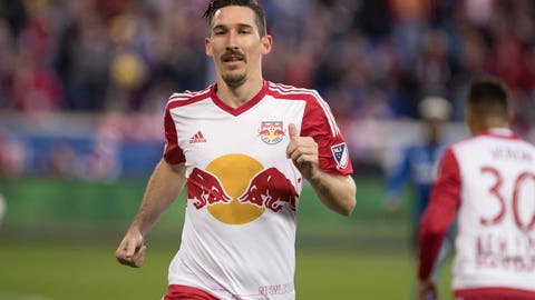 New York Red Bulls - Sacha Kljestan: $788,000