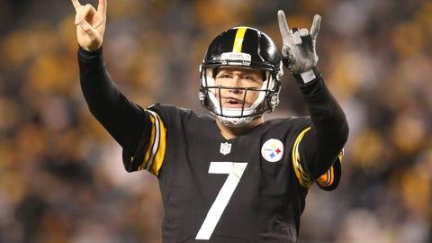 Pittsburgh Steelers: 9-7