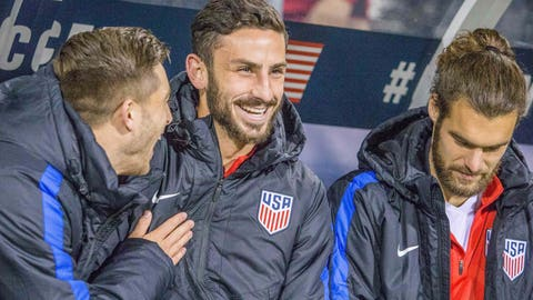 The USMNT's back line options look better than they did a week ago