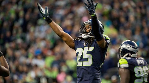 Seahawks CB Richard Sherman