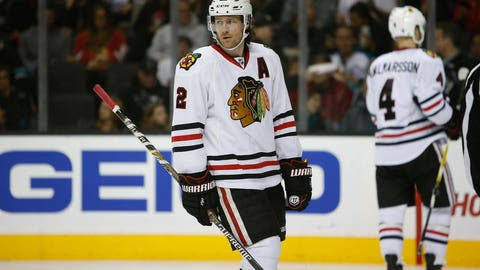 Duncan Keith, D, Blackhawks
