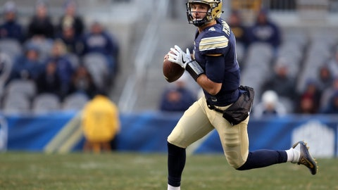 Nathan Peterman, Pitt