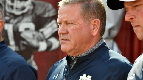 Brian Kelly - Notre Dame