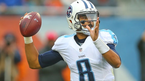 November 16: Tennessee Titans at Pittsburgh Steelers, 8:25 p.m. ET