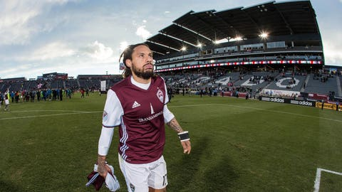 MID: Jermaine Jones (LA Galaxy)