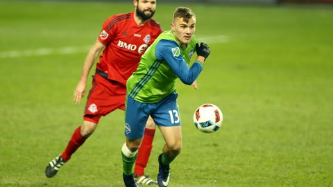 FWD: Jordan Morris (Seattle Sounders FC)