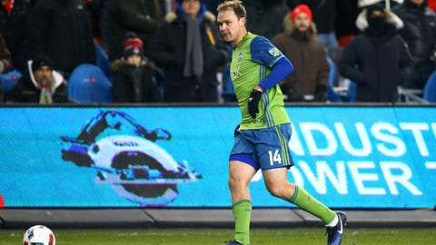 DEF: Chad Marshall (Seattle Sounders FC)