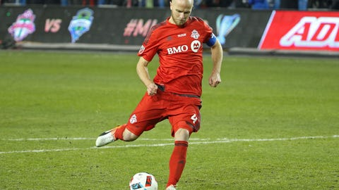 Michael Bradley: Red cards for faking injuries
