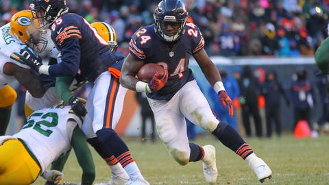 Jordan Howard, RB, Bears