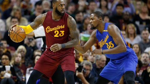 Colin: OKC fans will treat KD like Cleveland fans treated LeBron
