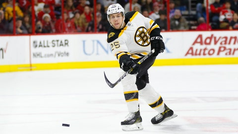 Bruins looking for a shakeup?