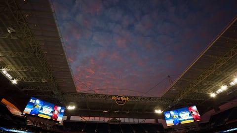 Miami (Hard Rock Stadium) - 2020