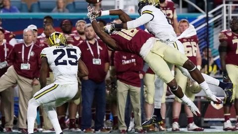 Defensive back: Channing Stribling - Michigan