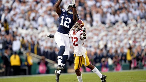 52. Cleveland Browns (from Titans): Chris Godwin, WR, Penn State