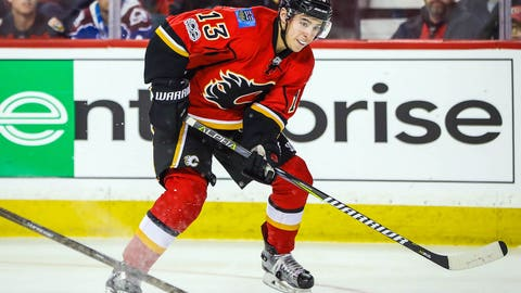 Johnny Gaudreau, F, Flames