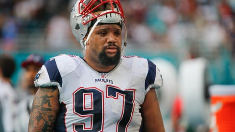 Alan Branch, DL