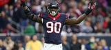 Jadeveon Clowney is so good, he could make the Houston Texans this year's Denver Broncos