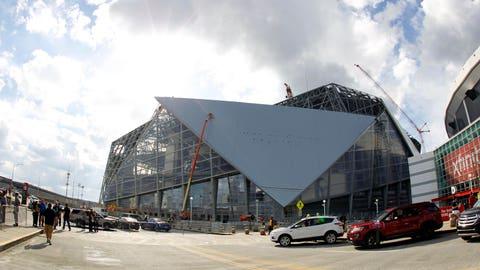 Atlanta (Mercedes-Benz Stadium) - 2019