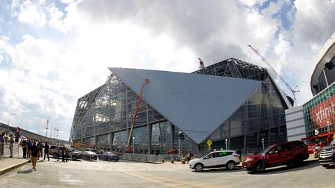 Atlanta (Mercedes-Benz Stadium) - 2019
