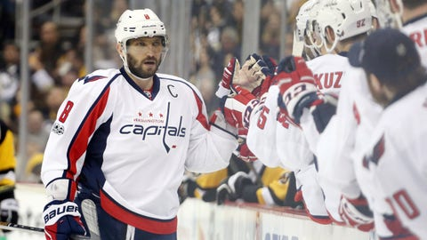 Capitals finally meet their match