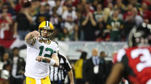 The Packers ran out of magic