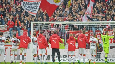 VfB Stuttgart - €33 million
