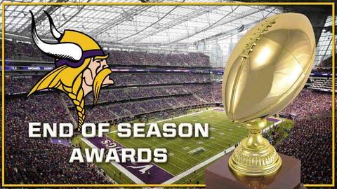 The Vikings' End of Season Awards
