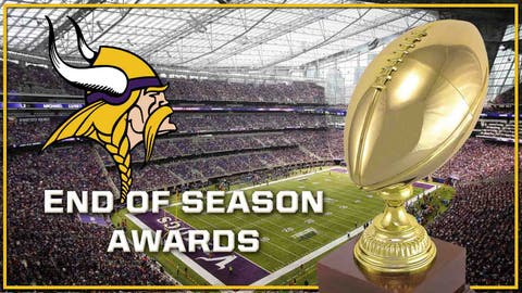 The Vikings' End of Season Awards