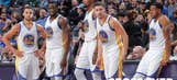 Warriors still figuring out how to share the ball in late-game situations