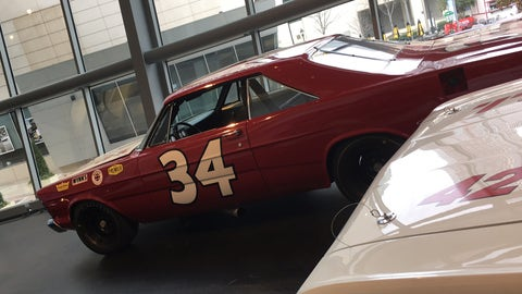Wendell Scott's 1966 Ford Galaxie