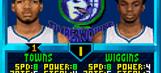 Boomshakalaka! Fan update adds Towns, Wiggins to NBA Jam