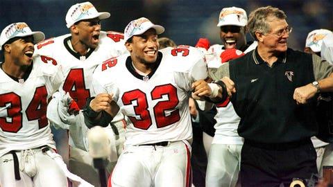 Atlanta Falcons -- The Dirty Birds (1998 NFC championship)