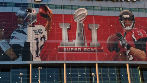 10 stats to know ahead of Super Bowl LI