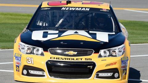 31. Ryan Newman