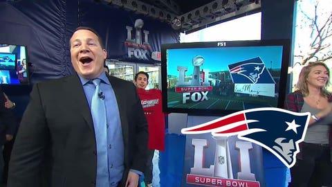 Eric Mangini, FS1 analyst: Patriots