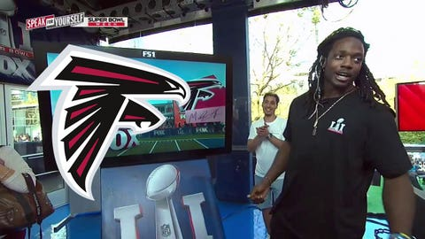 Melvin Gordon, Chargers RB: Falcons