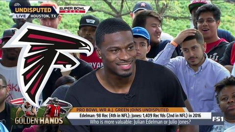 A.J. Green, Bengals WR: Falcons