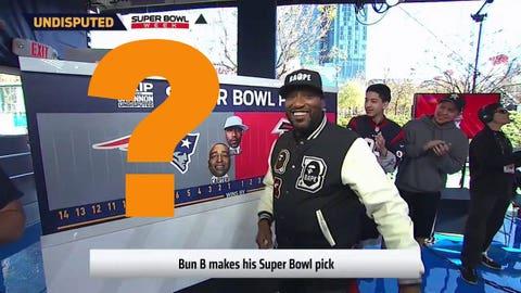 Bun B, rapper: Tie?